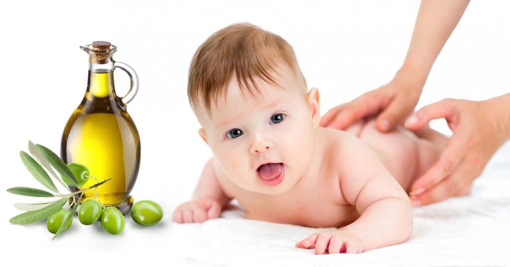 Zeytinyağının Bebekler için Yararları 115