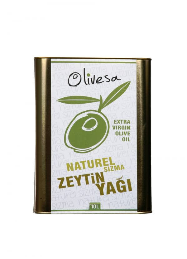 Olivesa Naturel Sızma Zeytinyağı 10 Litre