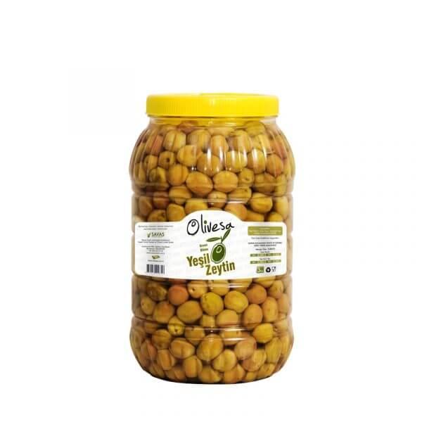 Olive Yeşil Çizik Zeytin