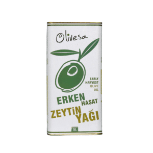 Erken Hasat Zeytinyağı 5 litre