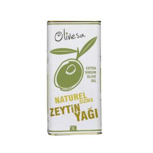 Olivesa Naturel Sızma Zeytinyağı